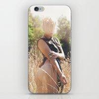 rebel iPhone & iPod Skins featuring Rebel by Josefina