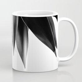 Agave fringe - noir Coffee Mug