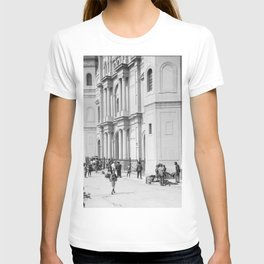 Saint Louis Cathedral, New Orleans 1910 T-shirt
