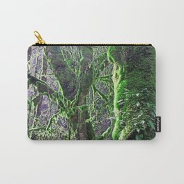 RAIN FOREST MAPLES IN SPRING 2 Carry-All Pouch