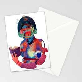 In mind Stationery Cards