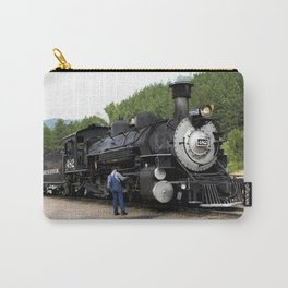 Stop at the Rockwood Depot Carry-All Pouch