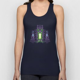 Guardian of the Temple Unisex Tank Top