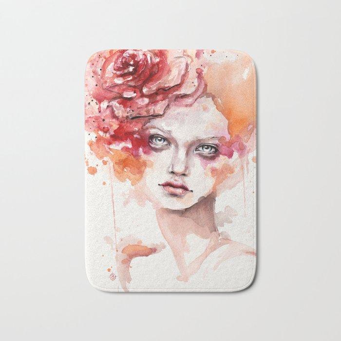 Peaches & Cream Bath Mat