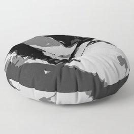 Half Pipe Skateboarding Floor Pillow
