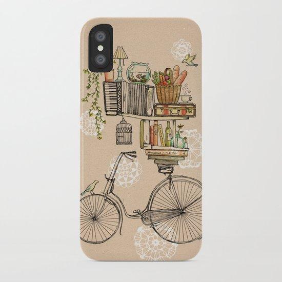 Pleasant Balance iPhone Case