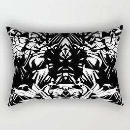 Grasshopper Shaman Rectangular Pillow