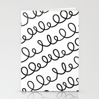 doodle Stationery Cards featuring Doodle by 83 Oranges™
