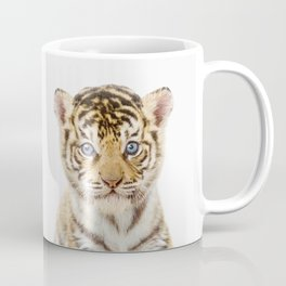 Tiger Baby Coffee Mug