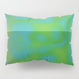Yellow Color Leak Pillow Sham