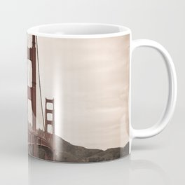 San Francisco, Golden Gate Bridge Coffee Mug