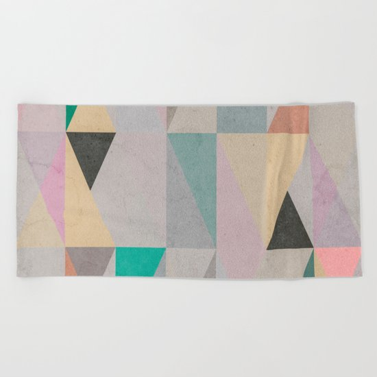 The Nordic Way XVIII Beach Towel