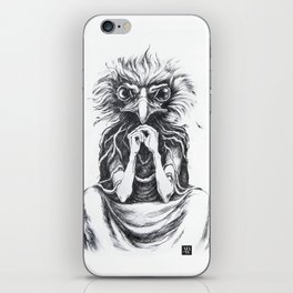 Jealousy iPhone Skin