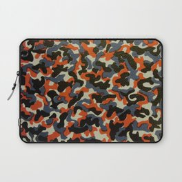 Berlin U-Bahn/S-Bahn Seat Cover Camouflage Pattern Laptop Sleeve