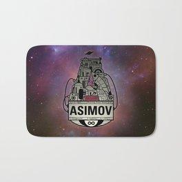 Forever Asimov  Bath Mat