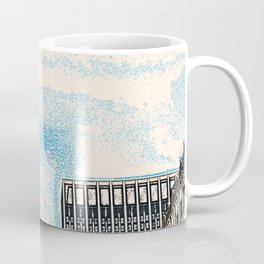The Empire State New York Coffee Mug