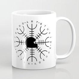 Inferno Art Studio Logo Coffee Mug