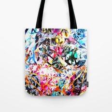 Craziness Tote Bag