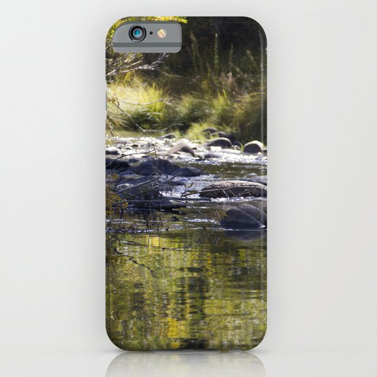 Creekside View iPhone & iPod Case
