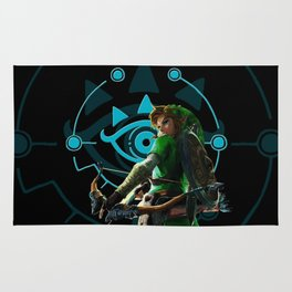 The Legend Of Zelda Rug