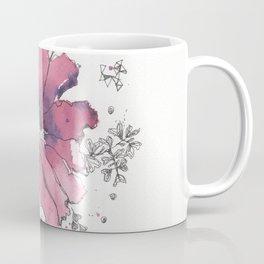 flor morada Coffee Mug