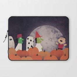 The Great Pumpkin Laptop Sleeve