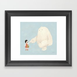 Nearly There Framed Art Print