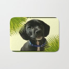 Puppy Chico Bath Mat