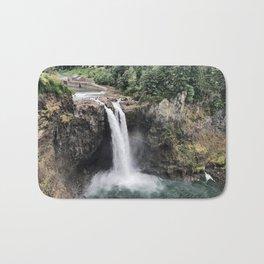 Snoqualmie Falls #2 Bath Mat