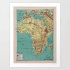 Cradle of Civilization Art Print