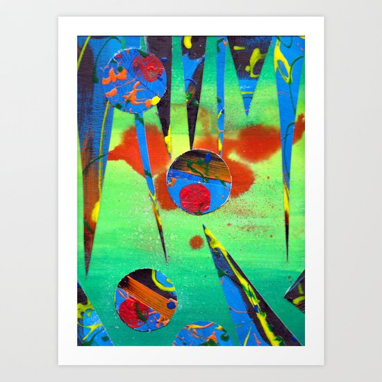 brion Art Print