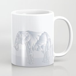 Stone Elephant Coffee Mug