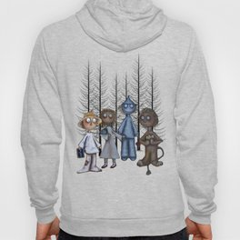 Dorothy and Friends  Hoody