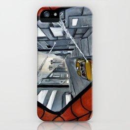 Catch Up! iPhone Case
