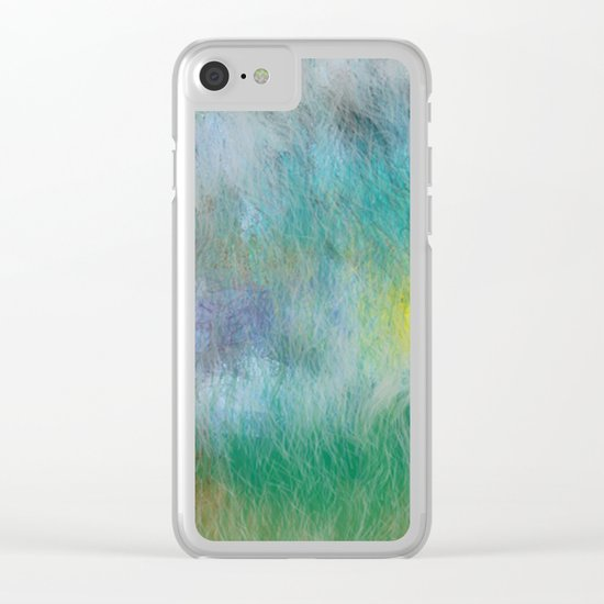 Forest of Dreams Clear iPhone Case