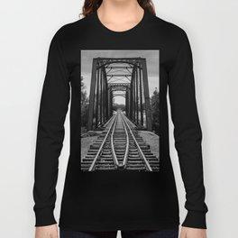 Railroad Bridge  Long Sleeve T-shirt