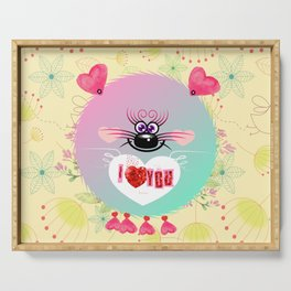 Super Cute Sweety Serving Tray
