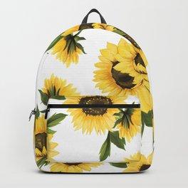 Lovely Sunflower Backpack