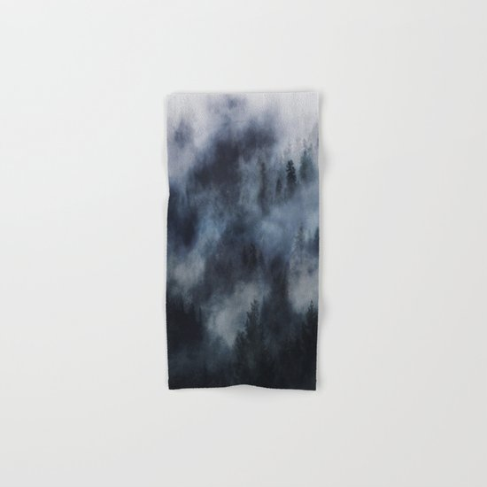 Darkness falls Hand & Bath Towel