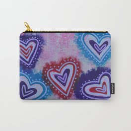 Heart No. 5 Carry-All Pouch