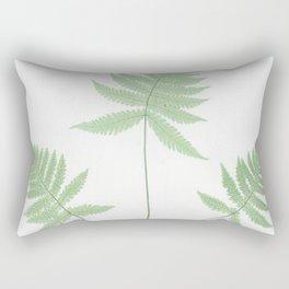 Botanical Beech Fern Rectangular Pillow