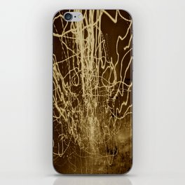 City (Light)s (Graffiti) 7 iPhone Skin