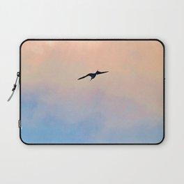 """Lone Gull #2"" Laptop Sleeve"