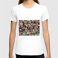 movies T-shirts featuring I Like Movies by ezop