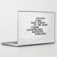 bastille Laptop & iPad Skins featuring Bastille #2 by Thafrayer