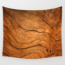 Wood Texture 99 Wall Tapestry