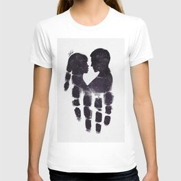 Peaceful love T-shirt