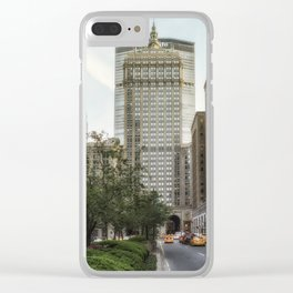 Park Avenue Midtown Clear iPhone Case
