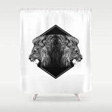 Roar Shower Curtain