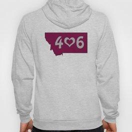 406 : Missoula, Montana Hoody